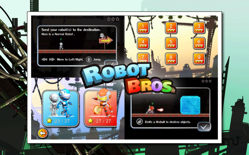 Screenshot 5 for Robot Bros
