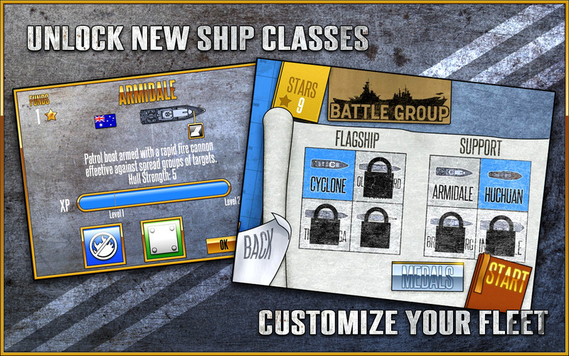 Screenshot 3 for Battle Group