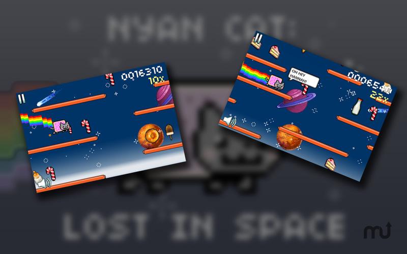 Screenshot 4 for Nyan Cat: Lost In Space