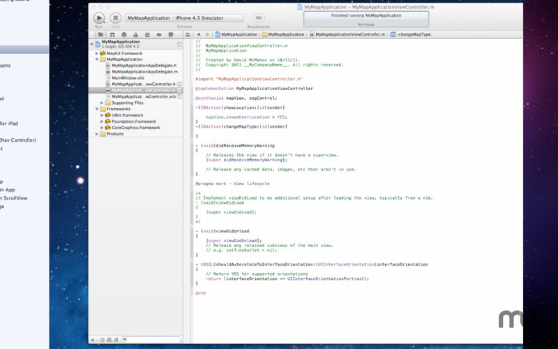 Screenshot 2 for Tutorial for Xcode