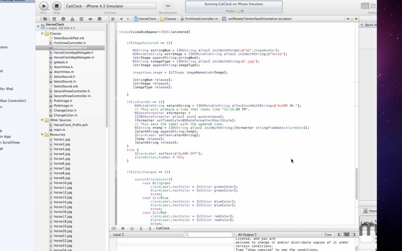 Screenshot 4 for Tutorial for Xcode