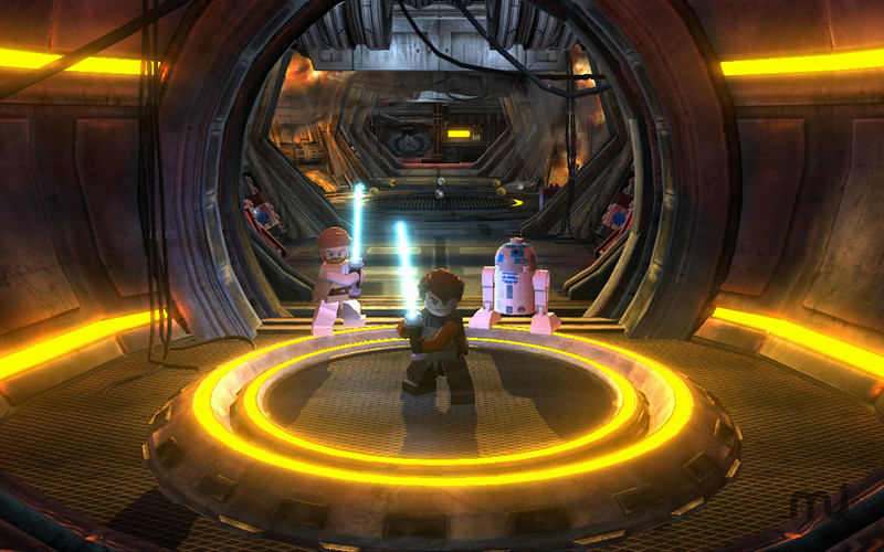 Screenshot 1 for LEGO Star Wars III: The Clone Wars