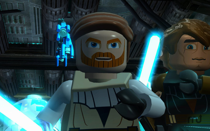 Screenshot 2 for LEGO Star Wars III: The Clone Wars