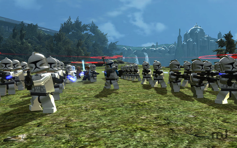 Screenshot 5 for LEGO Star Wars III: The Clone Wars