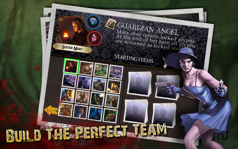 Screenshot 3 for Elder Sign: Omens