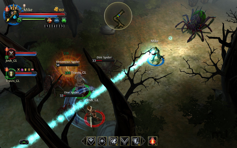 Screenshot 4 for Dungeon Hunter: Alliance