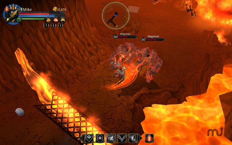 Screenshot 5 for Dungeon Hunter: Alliance
