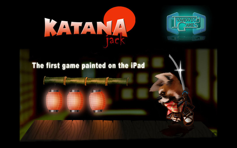Screenshot 1 for katana Jack!
