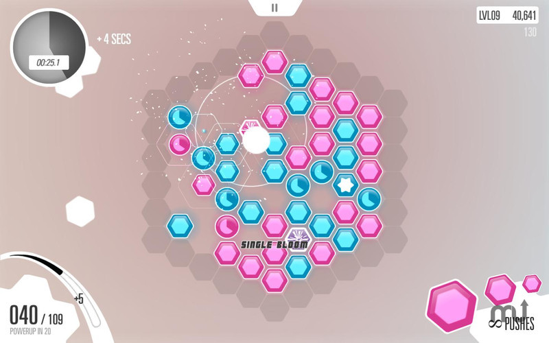 Screenshot 3 for Fractal : Make Blooms Not War