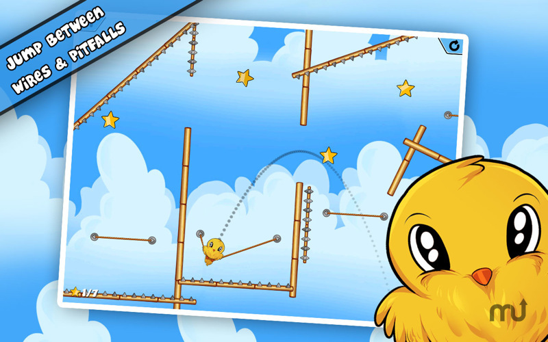 Screenshot 1 for Jump Birdy Jump