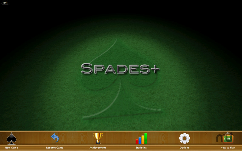 Screenshot 1 for Spades+