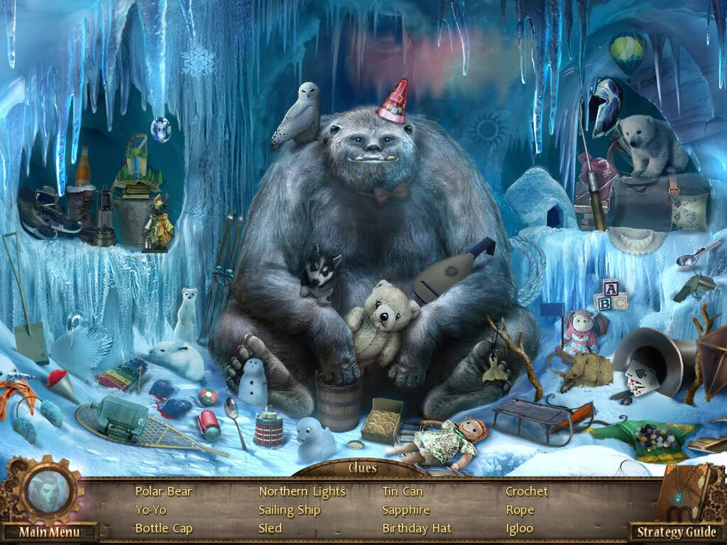 Screenshot 1 for Mystery Legends: Beauty And The Beast Collector's Edition