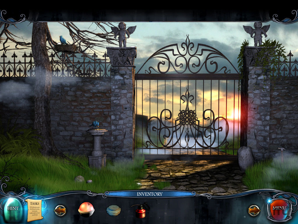 Screenshot 1 for Red Crow Mysteries: Legion