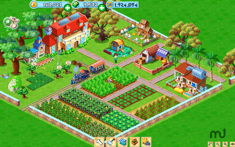 Screenshot 1 for Green Farm