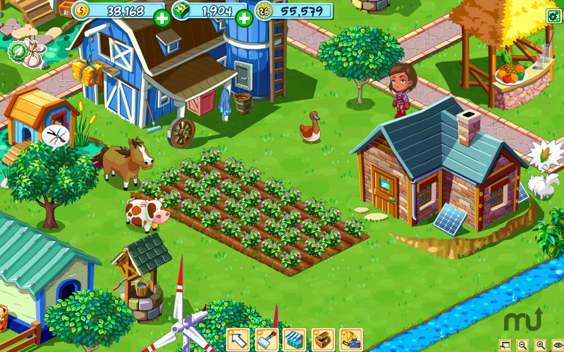 Screenshot 2 for Green Farm