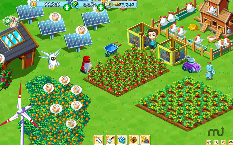 Screenshot 3 for Green Farm