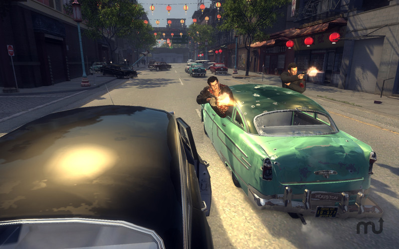 Screenshot 1 for Mafia II Director's Cut
