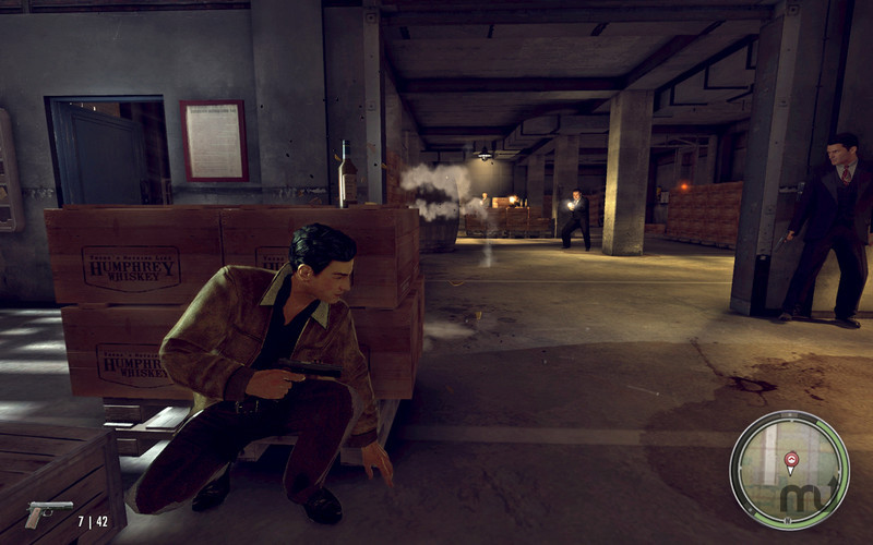 Screenshot 2 for Mafia II Director's Cut
