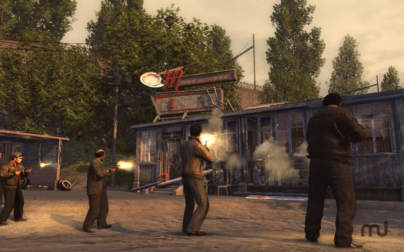 Screenshot 3 for Mafia II Director's Cut