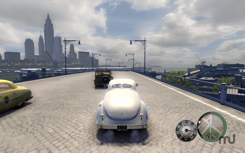 Screenshot 4 for Mafia II Director's Cut