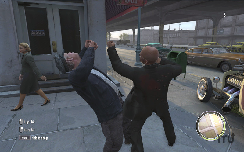 Screenshot 5 for Mafia II Director's Cut