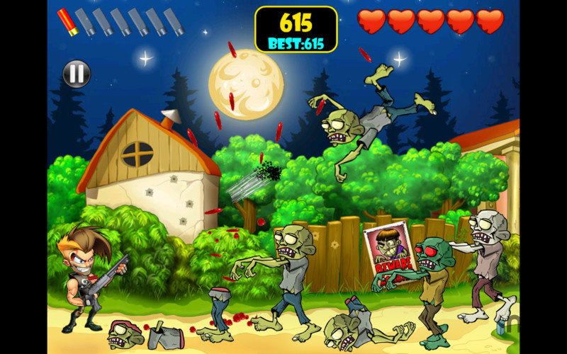 Screenshot 3 for Zombie Area!