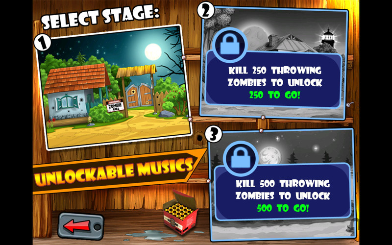 Screenshot 4 for Zombie Area!