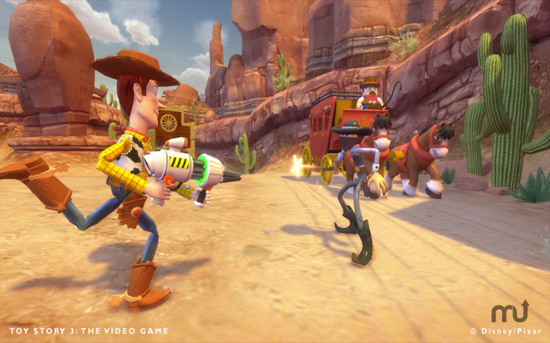 Screenshot 2 for Toy Story 3