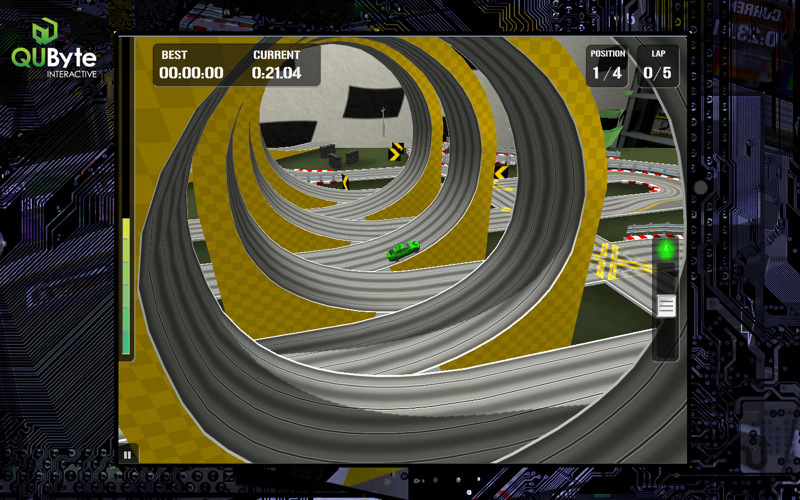Screenshot 2 for HTR HD High Tech Racing