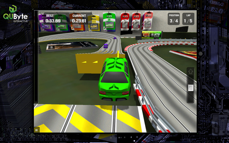 Screenshot 4 for HTR HD High Tech Racing