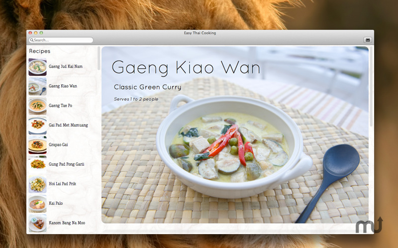 Screenshot 4 for Easy Thai Cooking