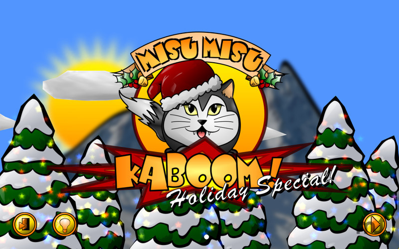 Screenshot 1 for Misu Misu Kaboom! Holiday Special!