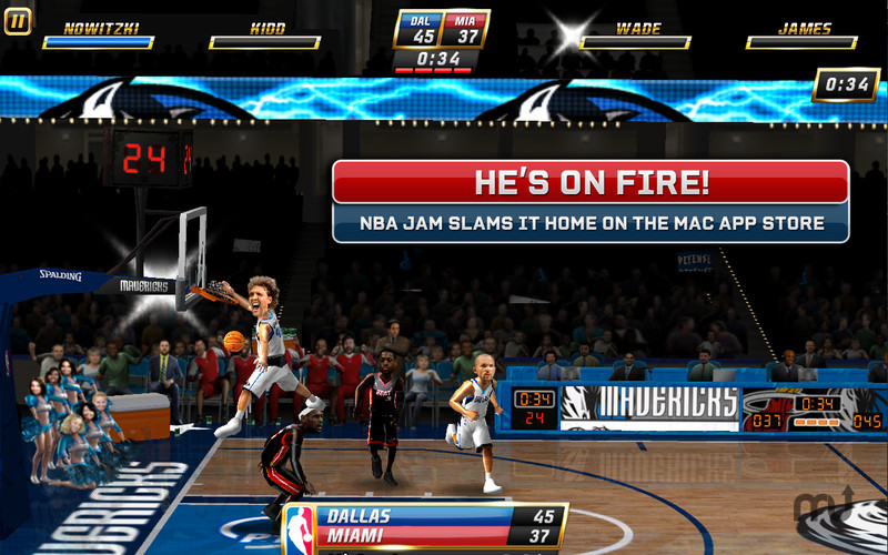 Screenshot 1 for NBA JAM by EA SPORTS
