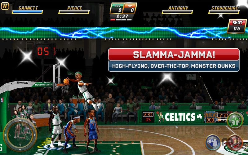 Screenshot 3 for NBA JAM by EA SPORTS