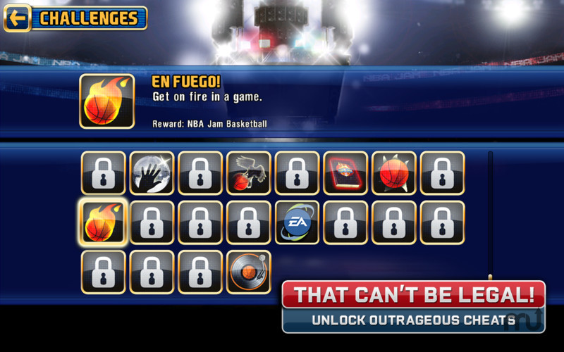 Screenshot 4 for NBA JAM by EA SPORTS
