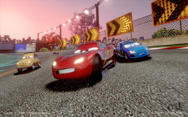Screenshot 1 for Cars 2: The Video Game