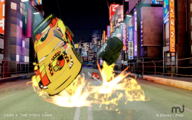 Screenshot 2 for Cars 2: The Video Game