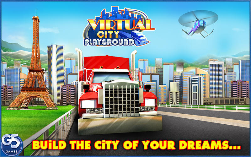 Screenshot 1 for Virtual City Playground