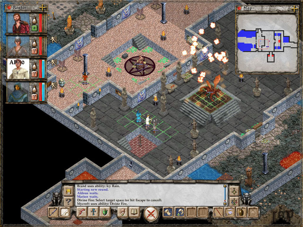 Screenshot 1 for Avernum: Escape From The Pit