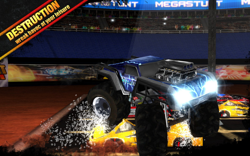 Screenshot 1 for MEGASTUNT Mayhem Complete
