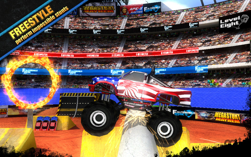 Screenshot 3 for MEGASTUNT Mayhem Complete