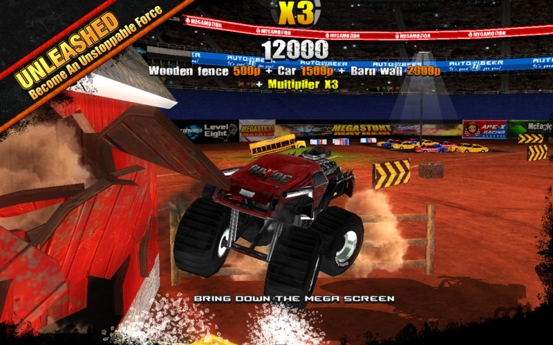 Screenshot 4 for MEGASTUNT Mayhem Complete