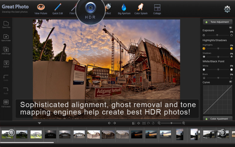 Screenshot 3 for Great Photo Pro