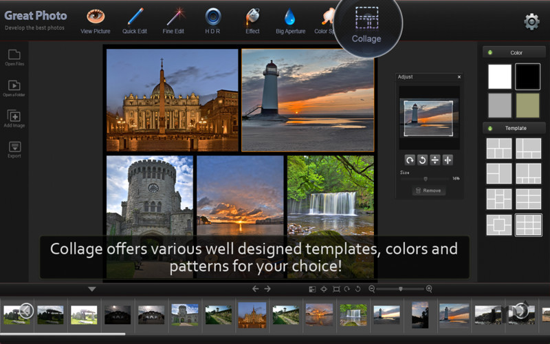 Screenshot 5 for Great Photo Pro