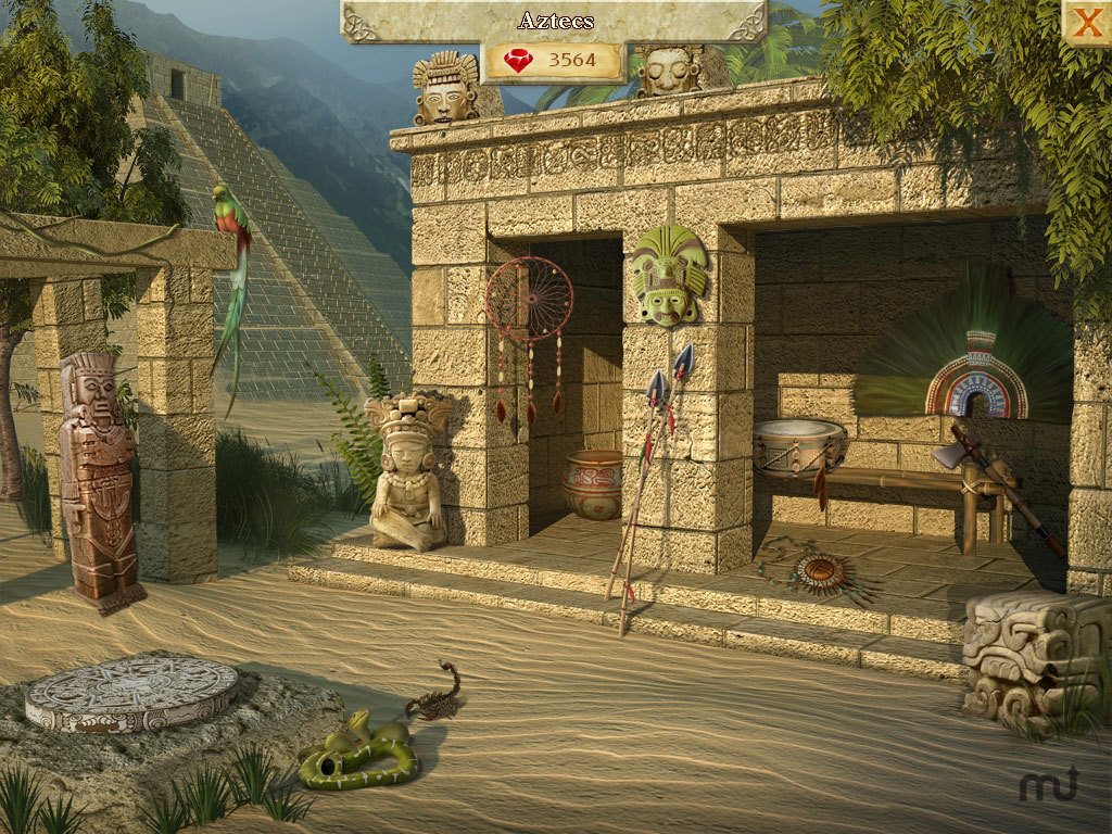 Screenshot 1 for World Riddles: Secrets of the Ages