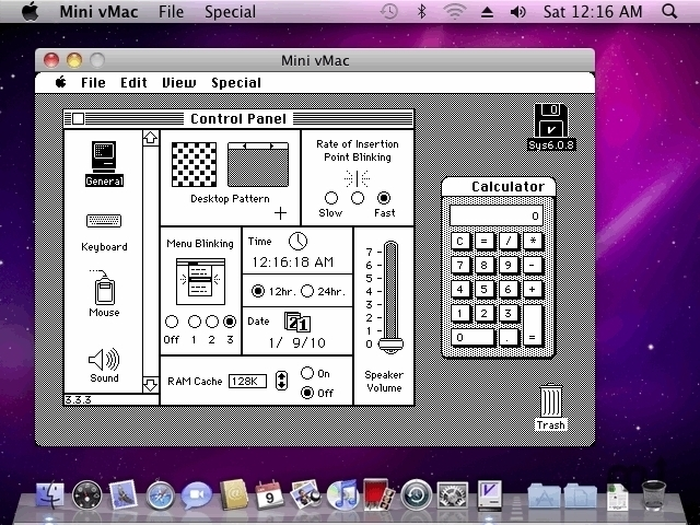 Screenshot 1 for Mini vMac