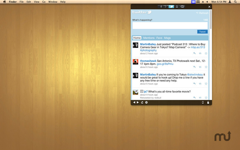 Screenshot 1 for Social for Twitter