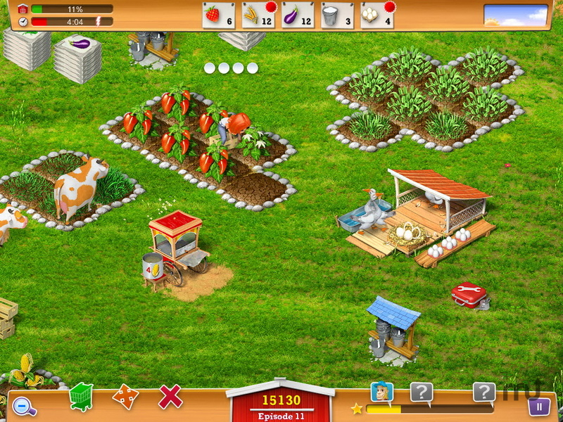 Screenshot 1 for My Farm Life