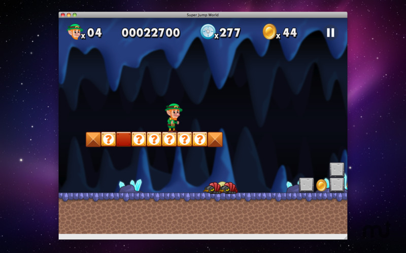 Screenshot 2 for Super Jump World