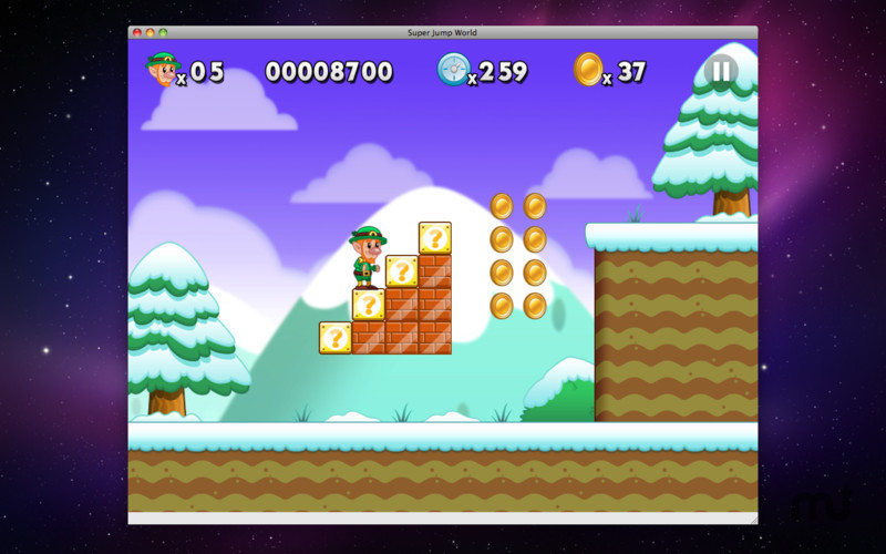 Screenshot 3 for Super Jump World